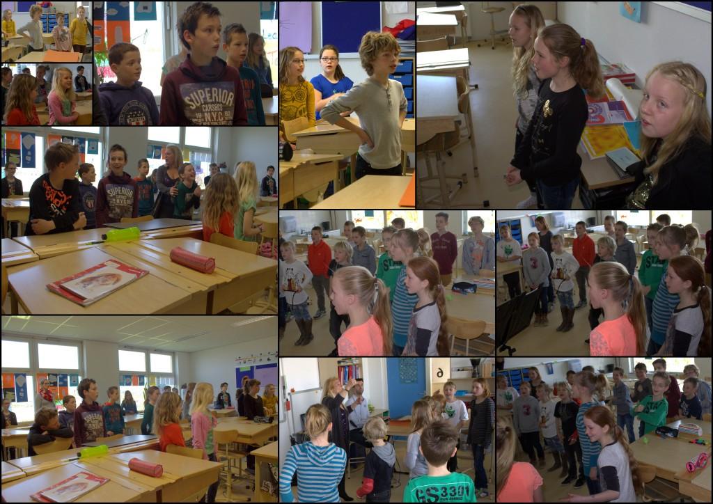 Repetitie Mariaschool Paasviering 2014