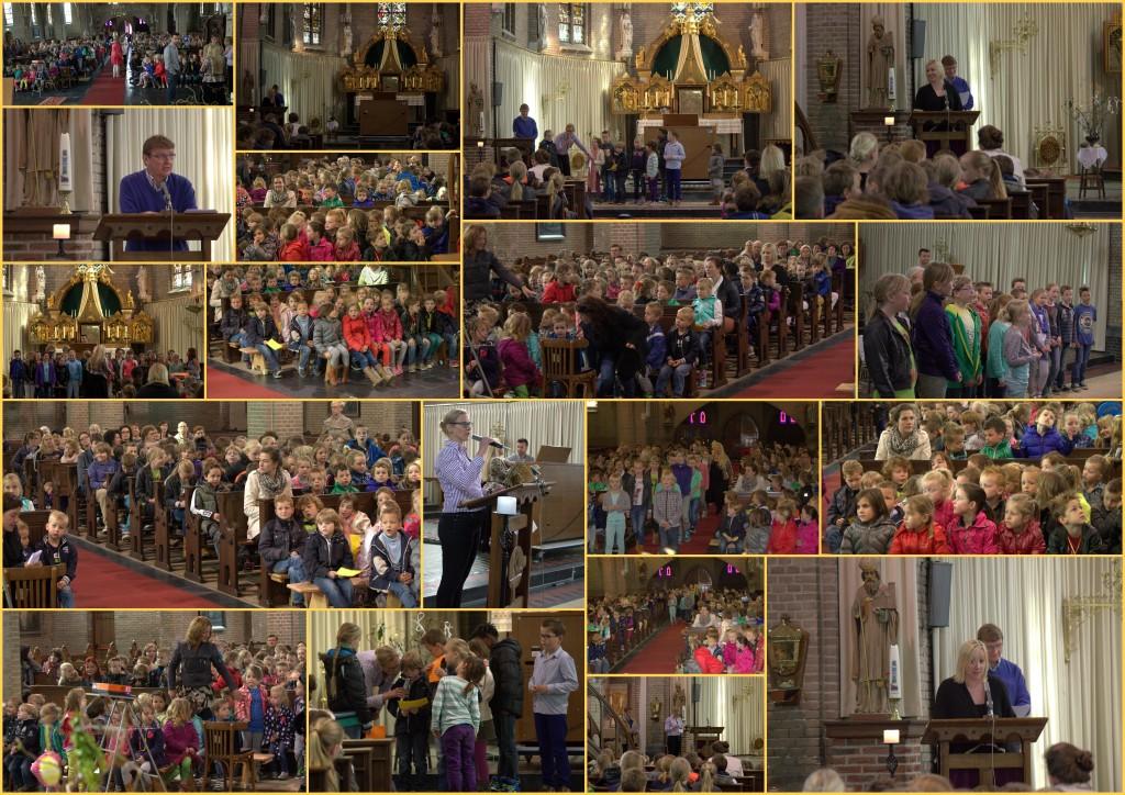 paasviering Mariaschool Boven-Leeuwen 2014