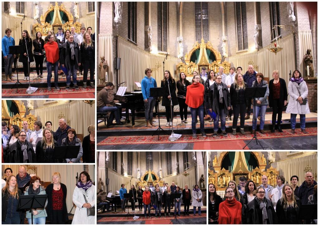 repetitie kerstconcert 20145