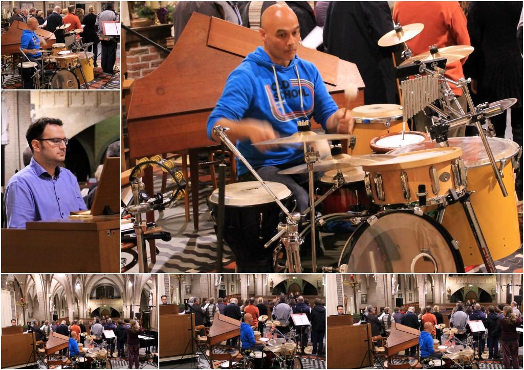 repetitie kerstconcert 20148