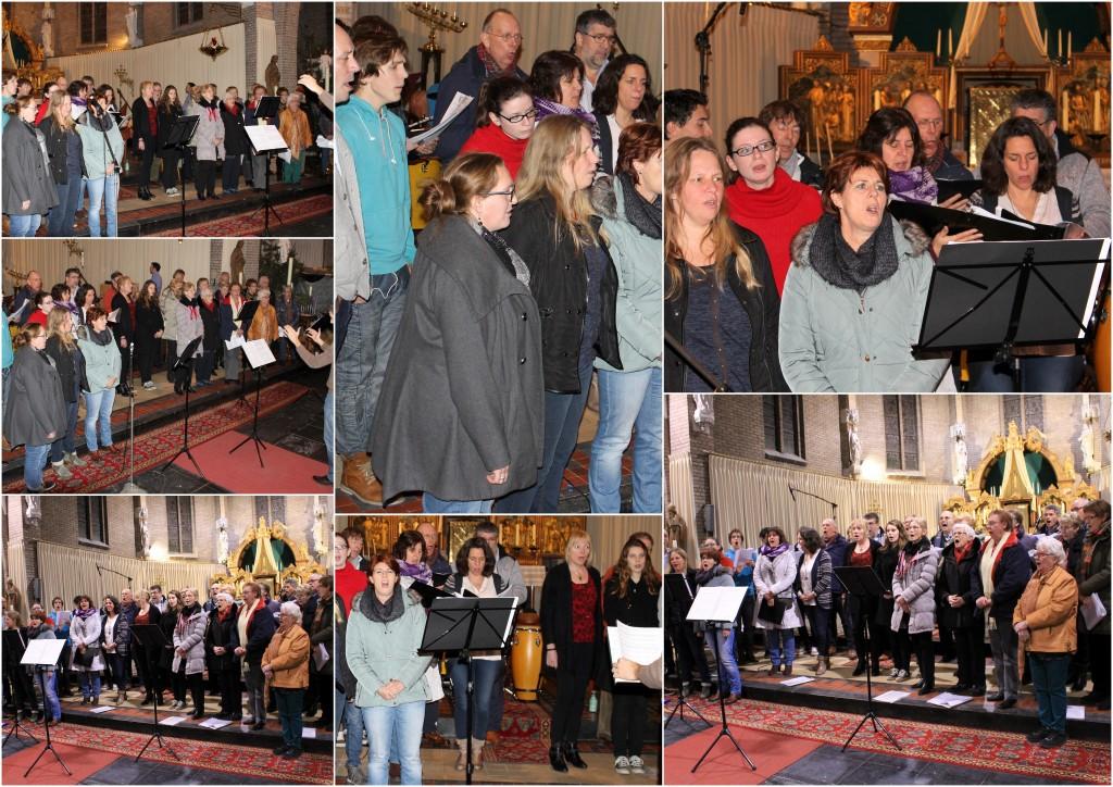 repetitie kerstconcert 20149
